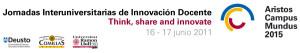 I Jornadas Interuniversitarias de Innovación Docente