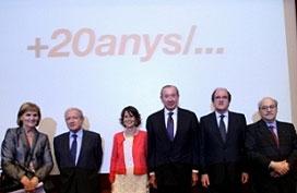 La Universitat Ramon Llull cumple 20 años