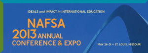 NAFSA's 2013 Annual Conference & Expo