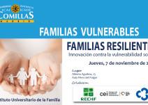 Familias vulnerables, familias resilentes