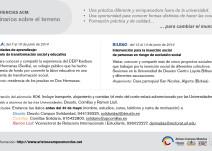Experiencias ACM Sevilla y Bilbao