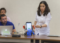 Workshop Robots de Bajo Coste y Discapacidad