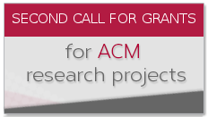 Second Call for Grants